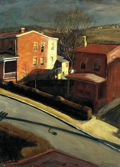 Late Afternoon, 1931, Francis Speight