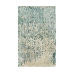 Surya WAT5004 Watercolor Hand Knotted 100% Wool Rug 2 x 3 Rectangle (360 CAD) ❤ liked on Polyvore featuring home, rugs, home decor, hand knotted wool area rugs, multi colored area rugs, rectangular rugs, hand-knotted rug and hand knotted area rugs