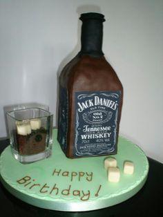 Cheers! jd cake