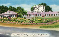 monte vista motel, vacaville, ca