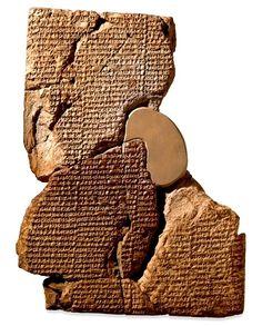 Babilonia. Mitos y leyendas | Historia del arte en resumen