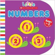 Bold and bright, this tactile board book features numbers to count and touch. Review basic numbers with this appealing, hands-on format! (Ages: Baby-2) Call number: QA 113 .N8483 2008