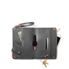 Essentials Clutch Wallet – Wristlet Wallet for Women | Dagne Dover - Dagne Dover