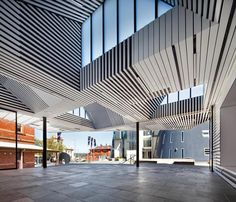 searle x waldron architecture: annexe of the art gallery of ballarat