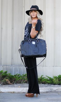 face it: Photo. Love this look! Very chic