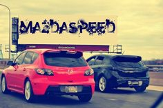 Gen1 // Gen2 MazdaSpeed Cruise