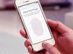 Apple unveiled iPhone 5S with a biometric sensor embedded in it called as Touch Id.