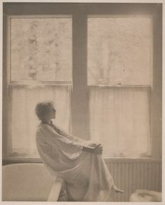 Morning- The Bathroom, 1899 by Clarence H White
