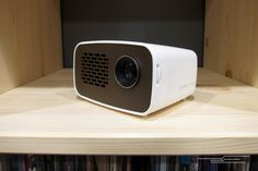 pico projector lg ph300 front