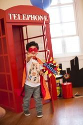 Superhero Birthday Parties