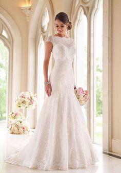 Stella York 6027 Wedding Dress - The Knot