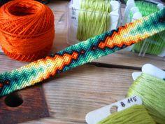 Photo of #28 by jezka - friendship-bracelets.net