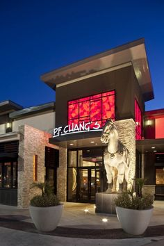 P.F. Chang's China Bistro (Corpus Christi, TX) by architect Joseph Vajda #green #architecture #design #LEED