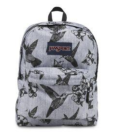 ec2a6a8bc4e Gray Jansport Backpack - Crazy Backpacks Grey Jansport Backpack