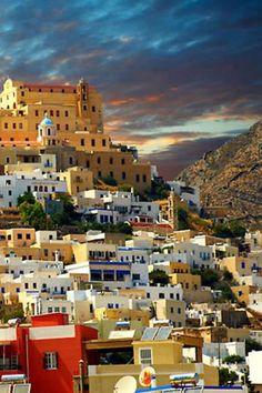 #Syros #Cyclades #Greece