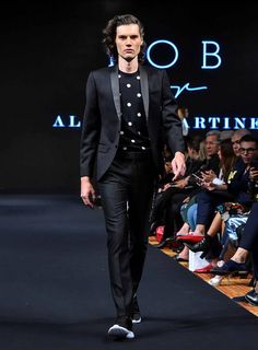 Male Fashion Trends: LOB X Alfredo Martínez Collection
