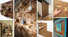 15 Amazing Wooden Wall Art Decor Ideas