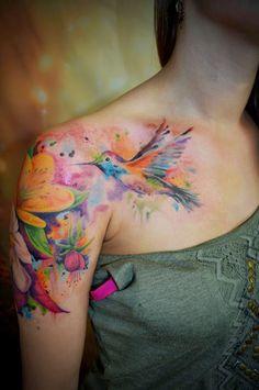 From artist Joe Gerkin of Big Daddy's Tattoo and Body Piercing