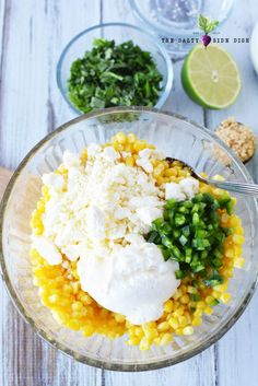 roasted mexican street corn salad recipe