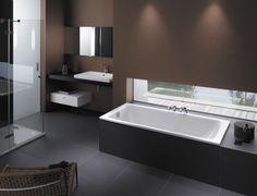 La vasca da bagno per piccoli spazi