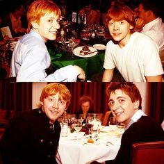 we'll write a song that turns out the lights Harry James Potter, Harry Potter Jokes, Harry Potter Pictures, Harry Potter Fandom, Harry Potter Characters, Harry Potter World, Hogwarts, Fred And Hermione, Weasley Twins