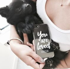Our little #Cole is definitely loved!❤️ Happy Sunday to you all!!!! pronetowanderla.com ❤️ . . . . . #teacuppomeranian #pomeranian #youareloved #truth #reminder #bible #bibleverse #phonecase #iphone #john3:16 #pronetowanderla #Jesus #samsung #pronetowanderla #faith #hope #love #dogs