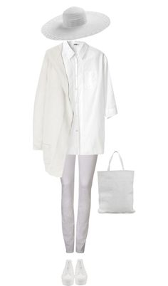 """""""pale"""" by giliapdoe ❤ liked on Polyvore"""