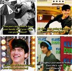 Imagine: You've been dating Calum for quite a while now, and he is considerably into PDA which brings up questions. (c) @5SOS_Imagining