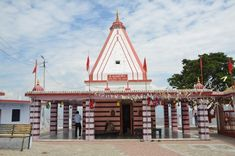 #best_travel_agency_in_Rishikesh #Kunjapuri_Tours  #Kunjapuri_Temple Located at an altitude of 1645 m and lends a panoramic view of the Himalayan peaks to the North and Rishikesh, Haridwar and Doon valley to the South. Visit us at: http://rishigangatravels.com/tour/kunjapuri-laxman-jhula-vashisht-cave/