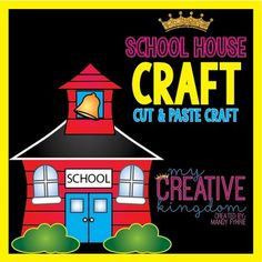 Back to School House Craft
