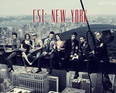 CSI: New York - lol  Love this photo of the crew of CSI New York!