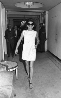 Jackie Onassis, 1970