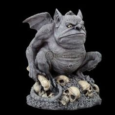Murry the Mangler gargoyle statue Alex Gray Art, Alex Grey, Grey Art, Game 2d, Vampire Art, Occult Art, Gothic Outfits, Medieval Art, Gothic Art