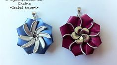 DIY coffee pod: How to make a triangle pendant from a Nespresso capsules (2 ways) - YouTube