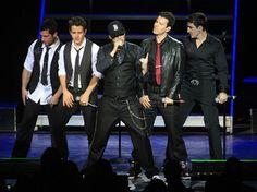La agrupación se prepara para la gira de conciertos ''The package tour'', que empezará el 28 de mayo