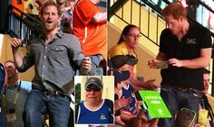 Prince Harry bets $20 with US veteran at Invictus Games, 5/10/2016