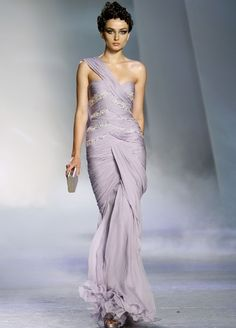 LOVE THE COLOR :: Zuhair Murad FW 2009/2010