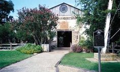A fantastic restaurant in Gruene, TX..... The Gristmill. Food is delicious and the outdoor dining is fun on a nice day.