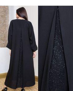 with تسليم فوري and Niqab Fashion, Muslim Fashion, Fashion Outfits, Fashion Shoot, Abaya Designs, Modern Abaya, Modele Hijab, Black Abaya, Iranian Women Fashion