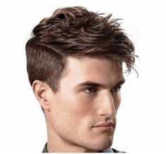 Mens Hairstyles Short Sides Long Top Hipster Pshn