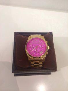 Relógio MK Feminino 100% original. Solicite orçamento via whatsapp: 48 8425-2061