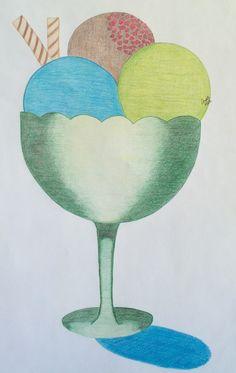 lápis aquarela