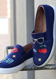 Um sapato para cada jeans