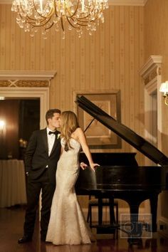 Must have photos with the grand piano at Hycroft!!!