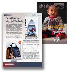 Cheshire Mums Magazine Autumn 2012