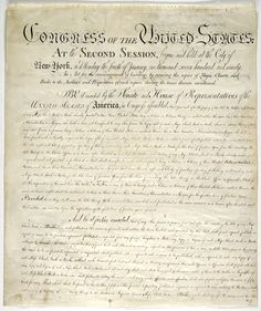 May 31, 1790:  Congress enacted the Copyright Act.  Image:  Copyright Act of 1790 | U.S. Copyright Office