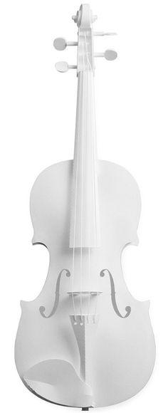 White violin W/B