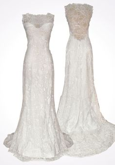 absolutely gorgeous..... For when I renew my vows :) haha yea right