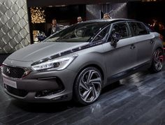 Nice Cars luxury 2017: DS 5 Moon Dust cocnept - Photos - Geneva Motor Show 2015: Glitziest cars on display  citroen Check more at http://autoboard.pro/2017/2017/04/20/cars-luxury-2017-ds-5-moon-dust-cocnept-photos-geneva-motor-show-2015-glitziest-cars-on-display-citroen/