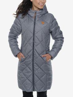 Coat SAM 73 WB 780 Samara, Jackets For Women, Winter Jackets, Coat, Fabric, Fashion, Cardigan Sweaters For Women, Winter Coats, Tejido